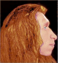 Redheaded Neanderlady