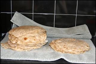best homemade tortilla shells