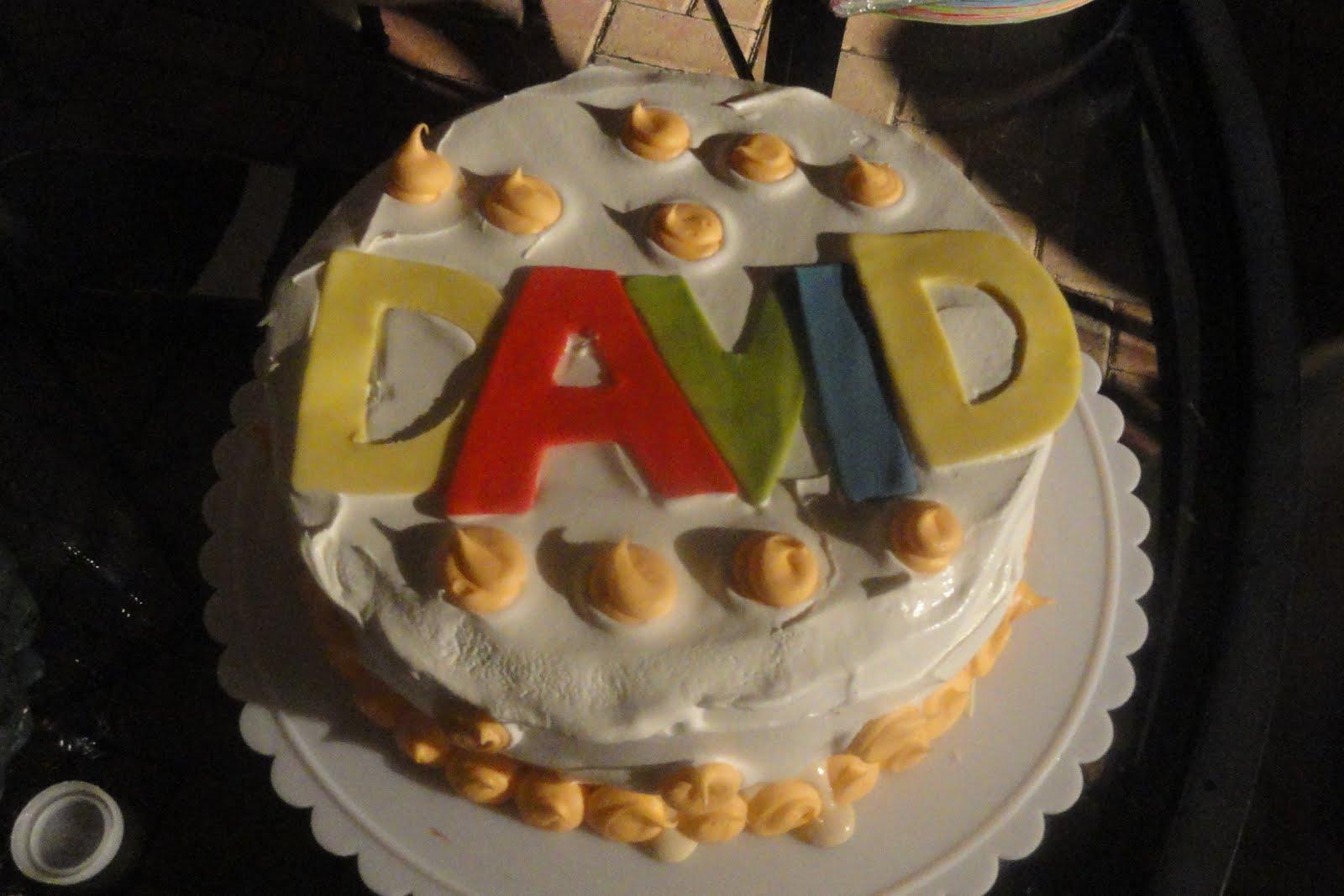 Cakes By Lala David S Birthday Cake