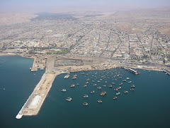Arica from the Air