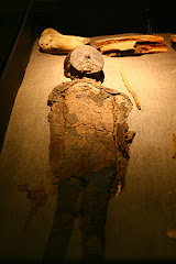 The Oldest Mummies in the World: The Chinchorros, have been found in Arica