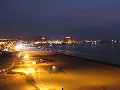 Arica at Night