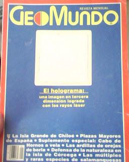 Revista geomundo y holograma los corotos for Revistas argentinas de farandula