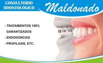 Consultorio Odontológico Maldonado
