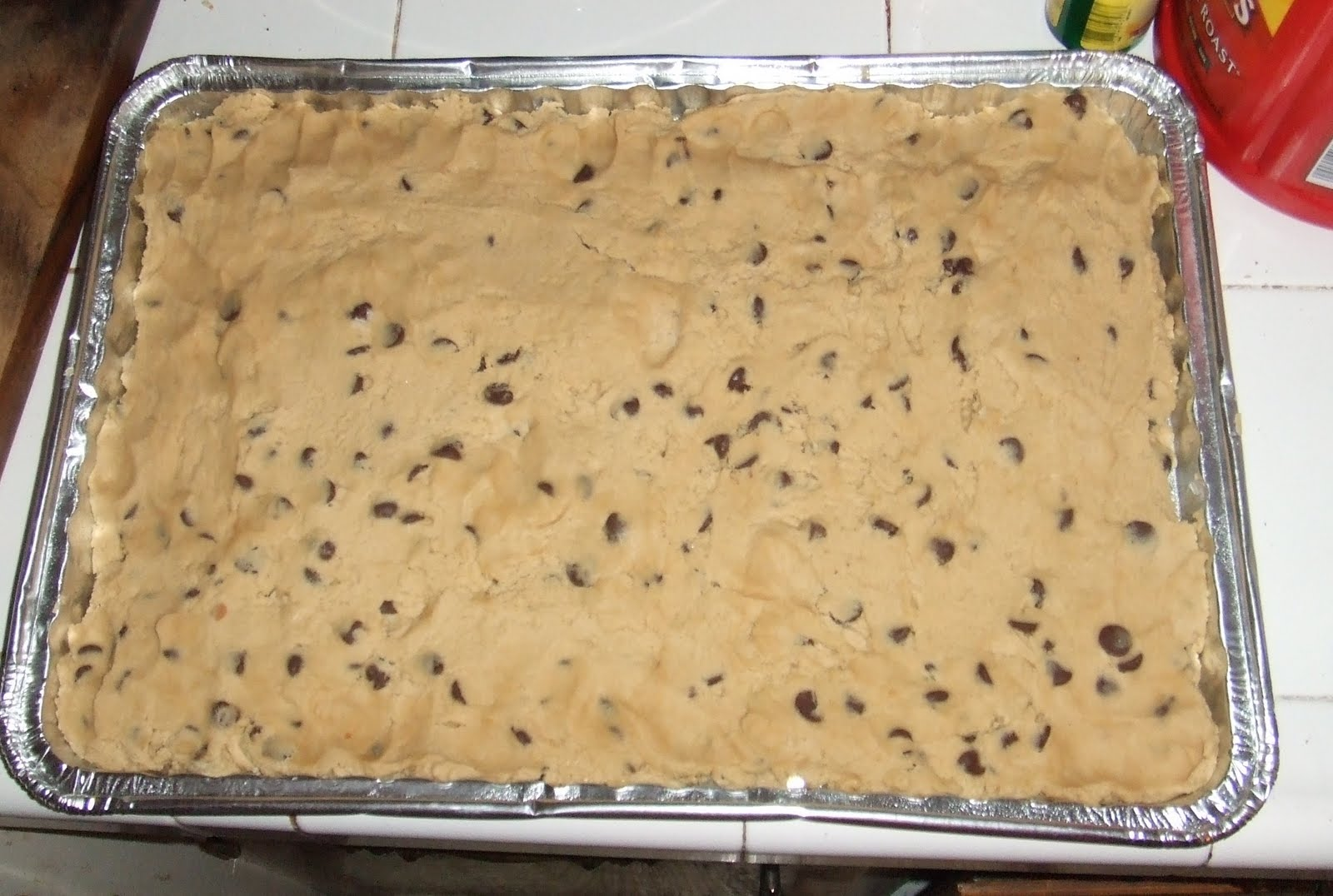 The Sweet Stuff Chocolate Chip Pudding Cookies