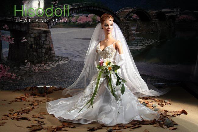 Bride For Tyler Tonner Dolls