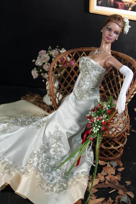 BRIDE FOR TYLER TONNER DOLL