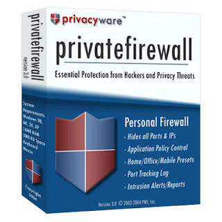 PrivateFirewall Gives You Easy Firewall Protection For Free