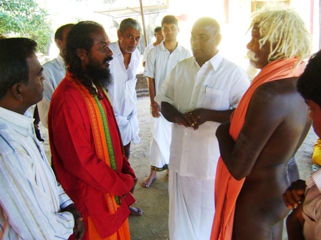 Digambara Monks Vande Mataram Youth Fr...