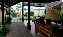 Ruang Tamu Villa Fiji