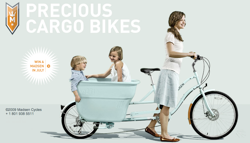 Win a Madsen Cargo Cycle