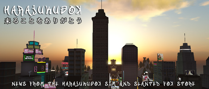 Harajuku Box