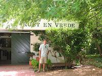 Rust en Vrede Winery Stellenbosch