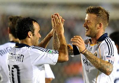 Beckham BECKS IS BACK!