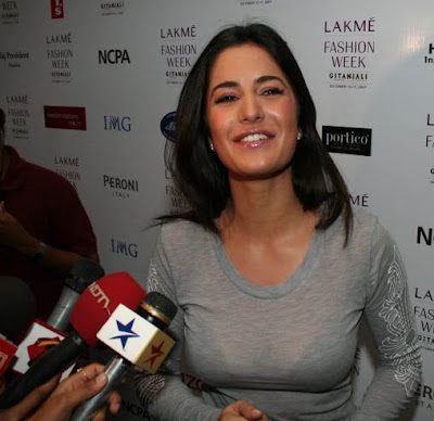 Understand katrina kaif showing boobs are
