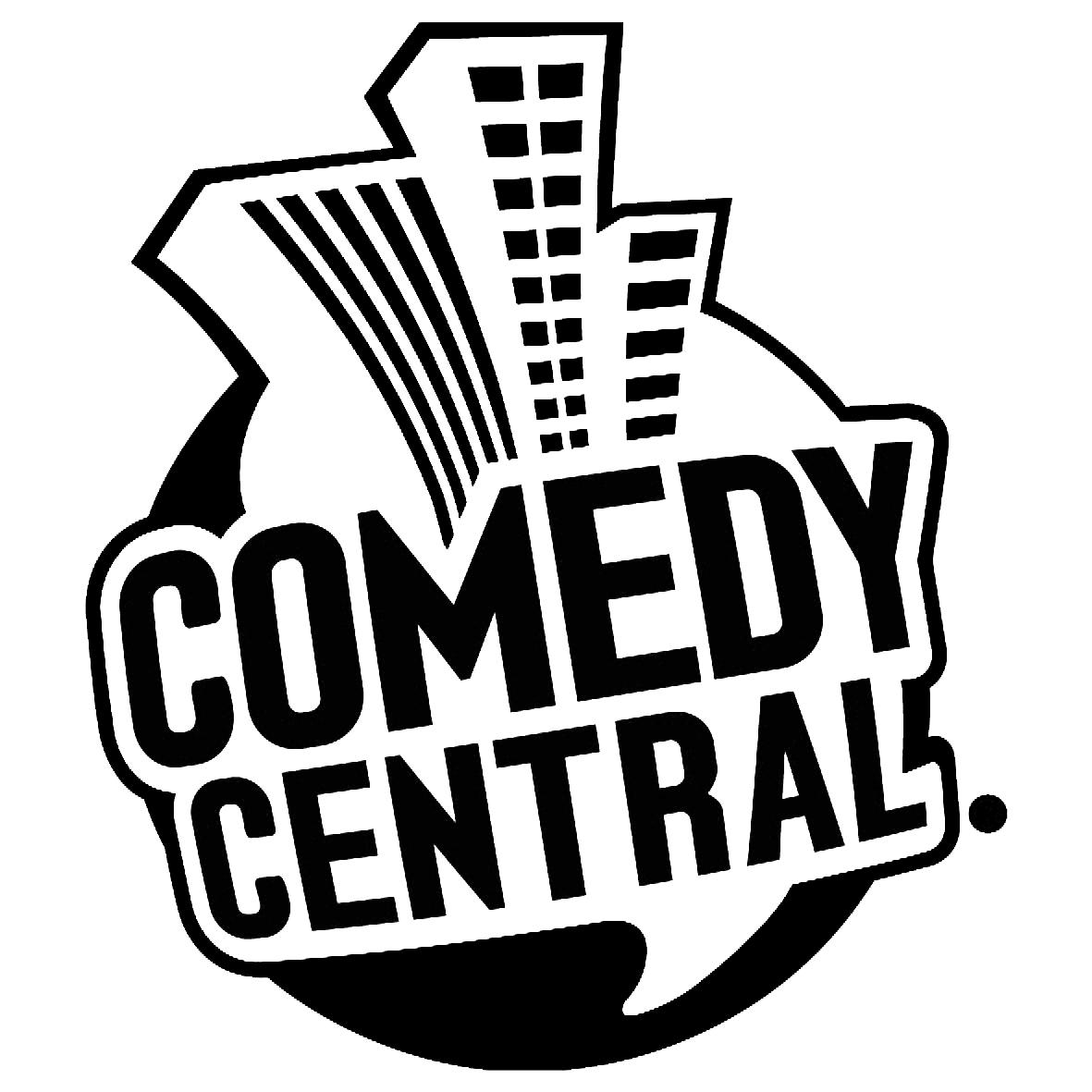Comedy: Design Practice: Comedy Central Logo