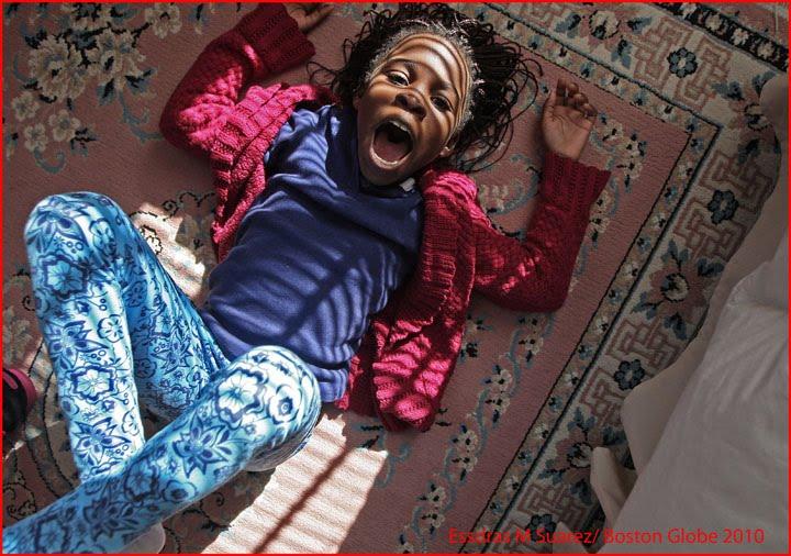 Essdras M Suarez - Photographer - Blog: Haitian Children
