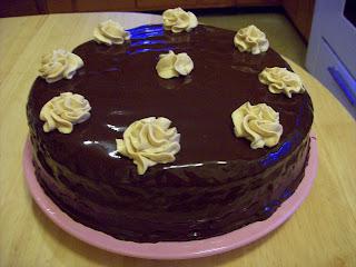 Cara Membuat Kue Tart Ulang Tahun Oven Tanpa Kukus Coklat Black Forest Yang Mudah Mini