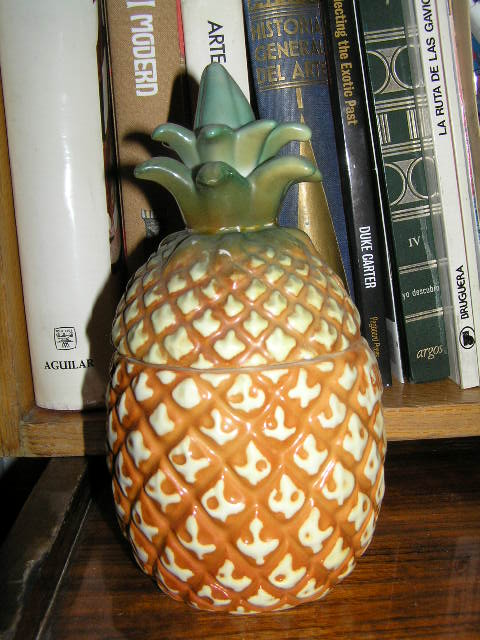 pineapple house of ming