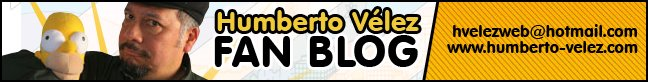 Fan Blog de Humberto Velez