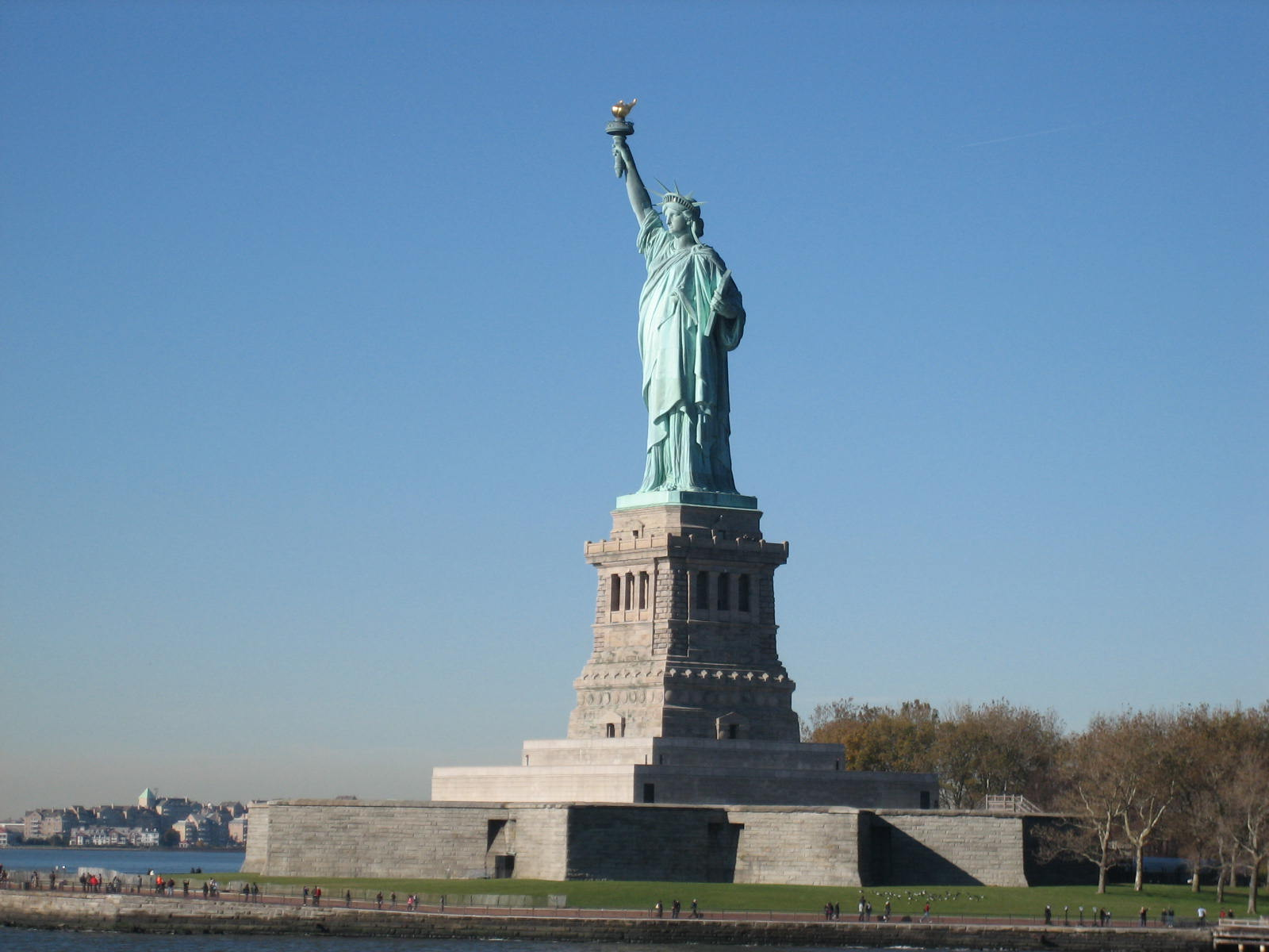 Martha S Marvelous Memoirs The Statue Of Liberty