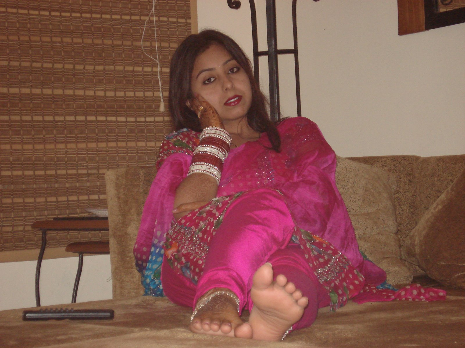 videos of indian aunties