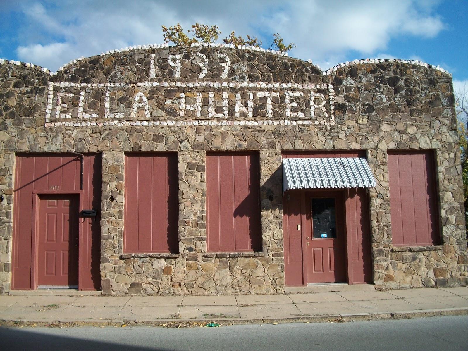 Ella Hunter Building Ardmore Ok