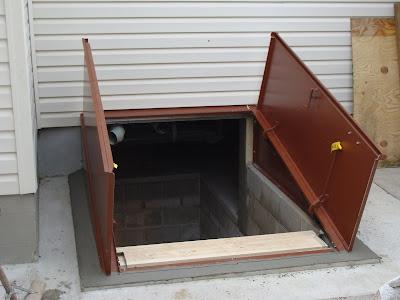 Polillo Bros Diversified Masonry Contracting Bilco Doors