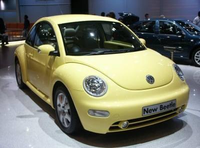 car turbo kit: VW Beetle Car History