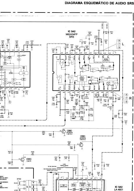 Esquema Elétrico: Mitsubishi TC-1418 TC-2018 TC-2118