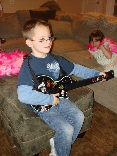 My very own Guitar Hero