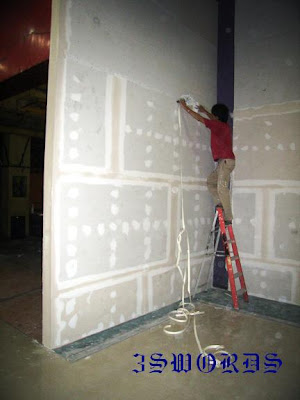 Gypsum Board Partition Drywall Partition