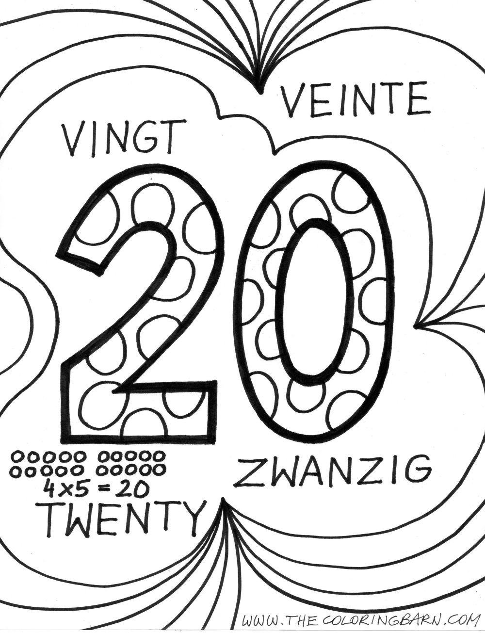 Trinity in Uganda: Vingt, Veinte, Zwanzig... Twenty!