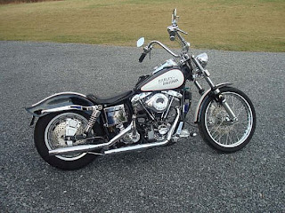 Wrench to Ride: '75 Shovelhead FXE