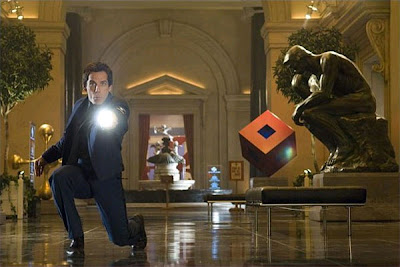 Ben stiller - Night at the Museum Battle of the Smithsonian