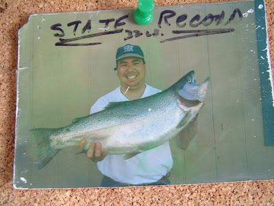 Outdoors nm santa cruz lake delivers for Santa cruz fishing spots