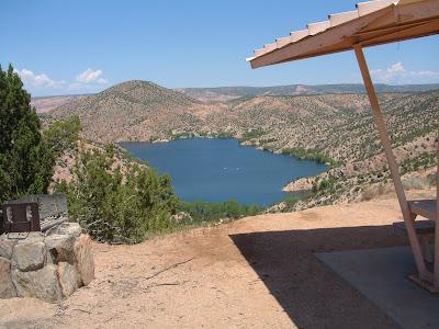 Santa cruz lake delivers outdoors new mexico for Santa cruz fishing spots