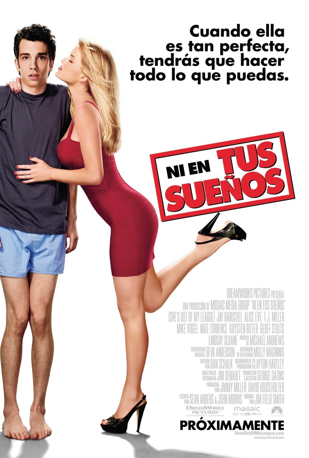 Cine Informacion Y Mas Paramount Pelicula Ni En Tus Suenos