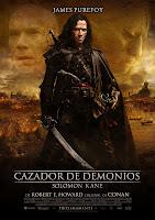 Cazador de Demonios: Solomon Kane