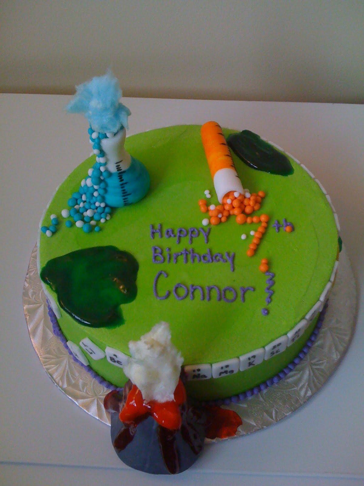 Mad Scientist Birthday Cake Ideas And Designs