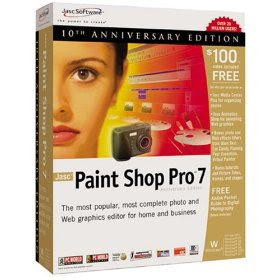download paint shop pro  8