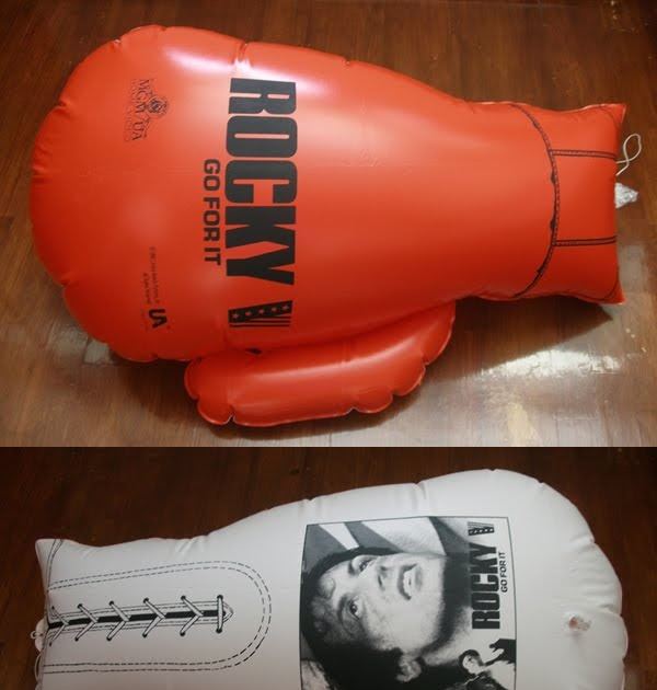 Stuff In The Basement: RV Inflatable Glove