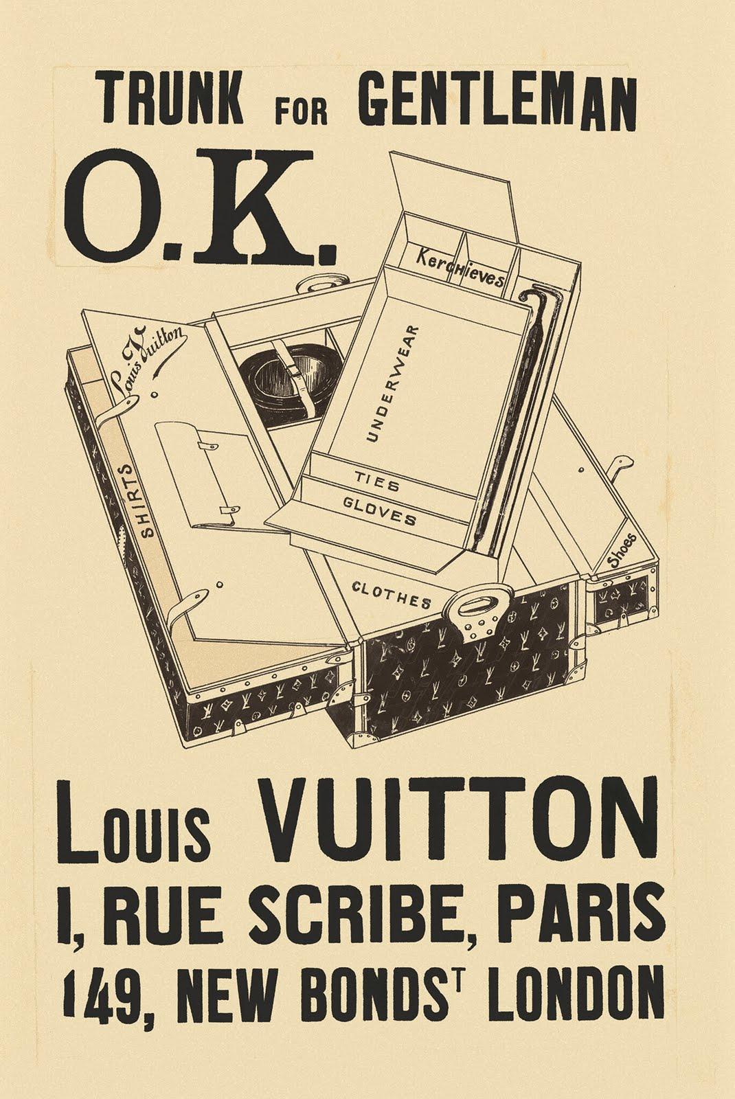 field of vision vintage vuitton trunks. Black Bedroom Furniture Sets. Home Design Ideas