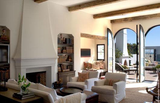 Colonial Home Interior: Mockingbird Design: Back From Venice Beach And Found A