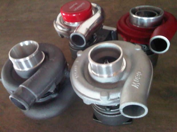 Bullseye Turbocharger - Year of Clean Water