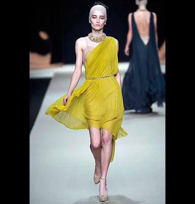 dekolte abiye sari - Elbise Modelleri,Gece Elbisesi Modelleri