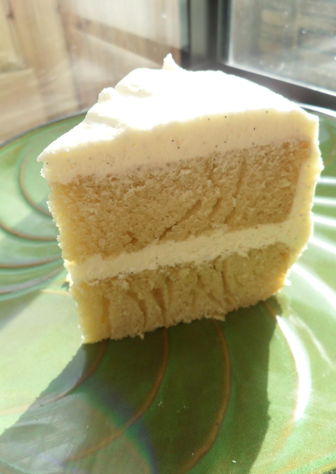 Gf Vanilla Bean Cake