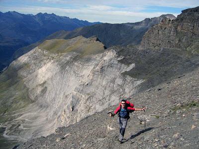 Travesia del Pico de Gerbats