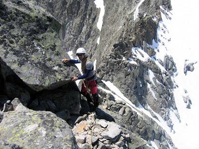 escalada del Ramougn