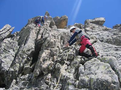 descenso del Ramougn